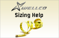 Wellco Boot Sizing
