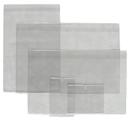 Standard Heat Sealed Vinyl Envelopes