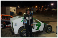 Peter D Motorsports, Modlite, Dwarf Car, Bully Truck, Spec Racing, motorcycle powered race car, Mod-lite