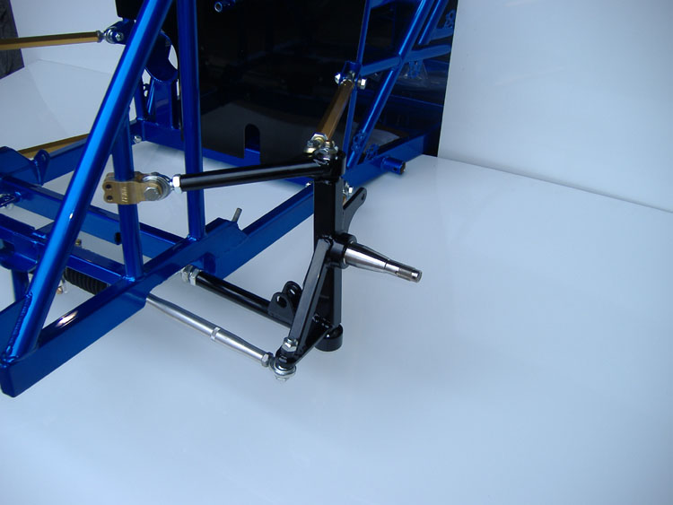 Shipping A Car >> Peter D Motorsports Mono Ball Front Suspension