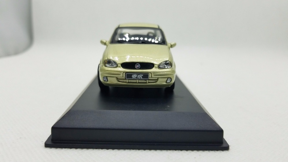1/43 GM Buick Sail 2004 old Sedan Classic Vehicle Rare Alloy Toy Car, Diecast Scale Model Car, Collectible Model Car, Miniature Collection Die-cast Toy Vehicles Gifts