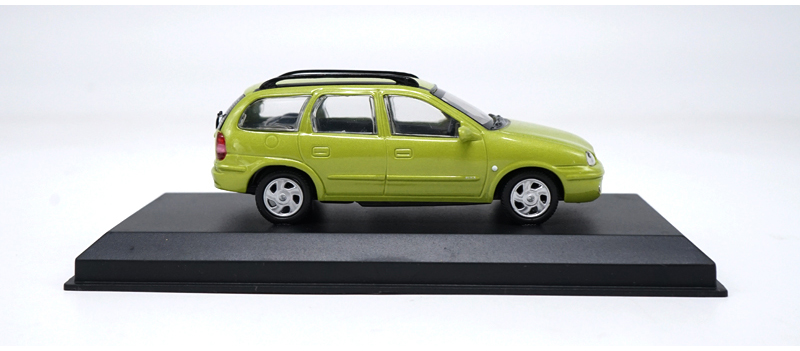 1/43 GM Buick Sail SRV Green Classic S-RV S RV Vehicle Rare Alloy Toy Car, Diecast Scale Model Car, Collectible Model Car, Miniature Collection Die-cast Toy Vehicles Gifts
