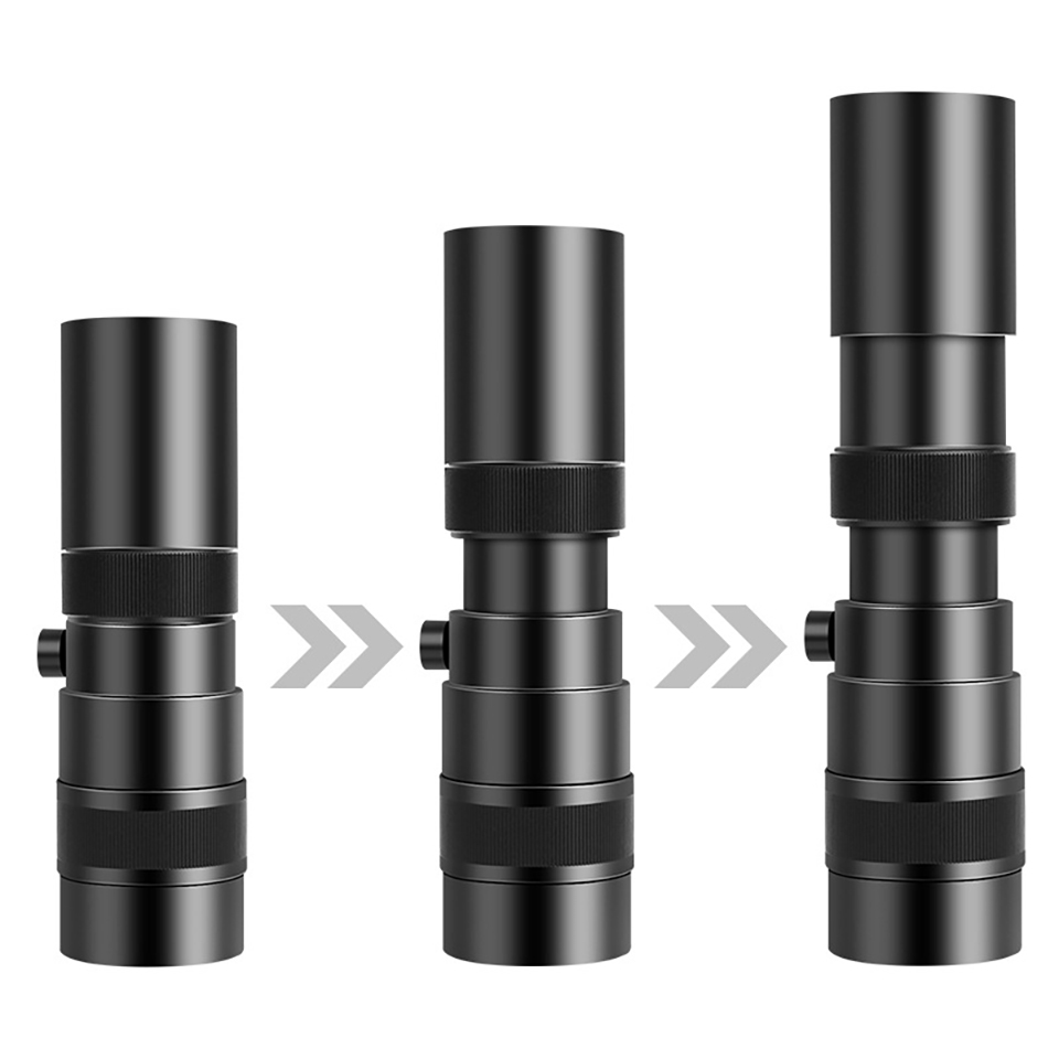 10X-30X Monocular Professional HD Compact Retractable Zoom Powerful Portable Binoculars High Quality Telescope for Camping, (Telescope For Sale, Telescope For Adults, Telescope For Kids, Telescope For Beginners, Best Outdoor Telescope).