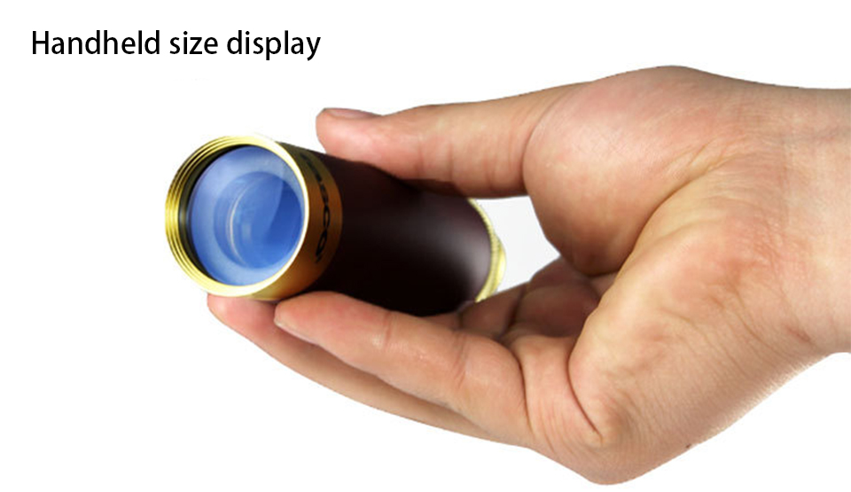 25X30 Pirate Monocular Professional High Power Monocular Telescope Portable Telescopic Spyglass Gifts for Kids Outdoor Camping, (Telescope For Sale, Telescope For Adults, Telescope For Kids, Telescope For Beginners, Best Outdoor Telescope).