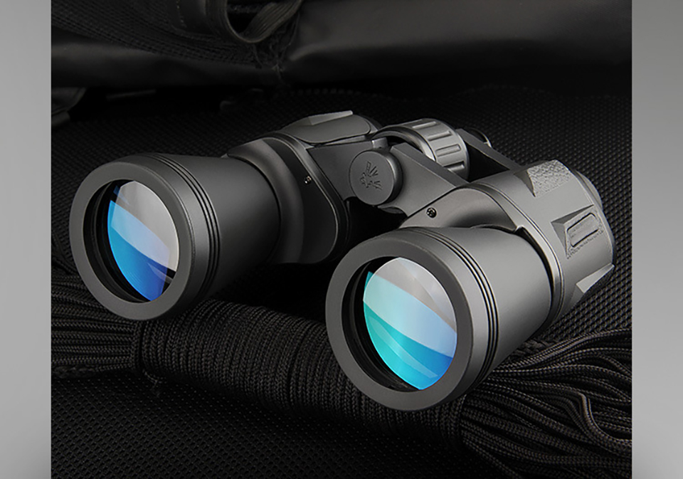Binoculars 10X50 High Power HD Telescope Professional Low Light Night Vision Optical Glass Lens for Hunting Sports High Clarity, (Telescope For Sale, Telescope For Adults, Telescope For Kids, Telescope For Beginners, Best Outdoor Telescope).
