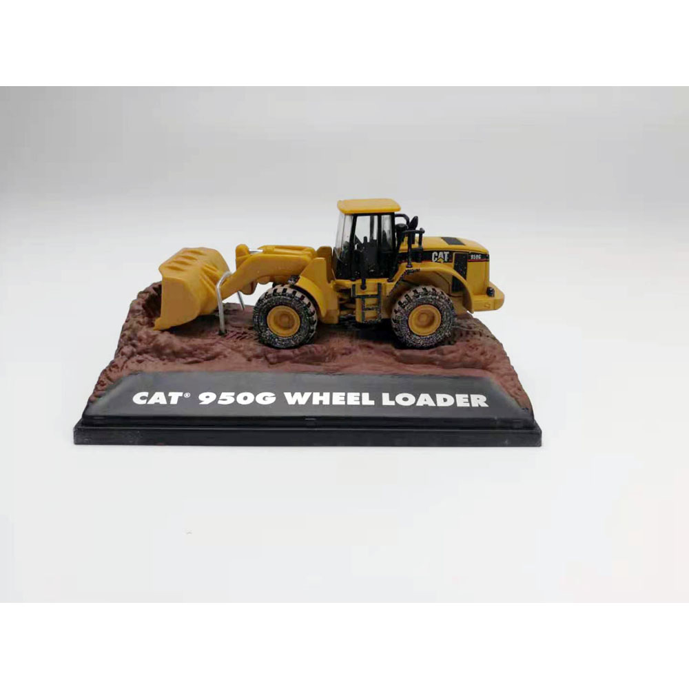1:87 CAT 950G Loader D5MTractor 163H Grader With Muddy Toys, (Scale Model Truck, Construction vehicles Scale Model, Alloy Toy Car, Diecast Scale Model Car, Collectible Model Car, Miniature Collection Die cast Toy Vehicles Gifts).