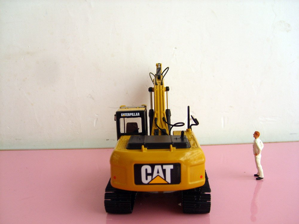 1:50 CAT320D Hydraulic Excavator toy, (Scale Model Truck, Construction vehicles Scale Model, Alloy Toy Car, Diecast Scale Model Car, Collectible Model Car, Miniature Collection Die cast Toy Vehicles Gifts).