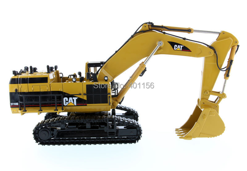 1:50 DM-85098 CAT5110B Hydraulic Excavator toy, (Scale Model Truck, Construction vehicles Scale Model, Alloy Toy Car, Diecast Scale Model Car, Collectible Model Car, Miniature Collection Die cast Toy Vehicles Gifts).