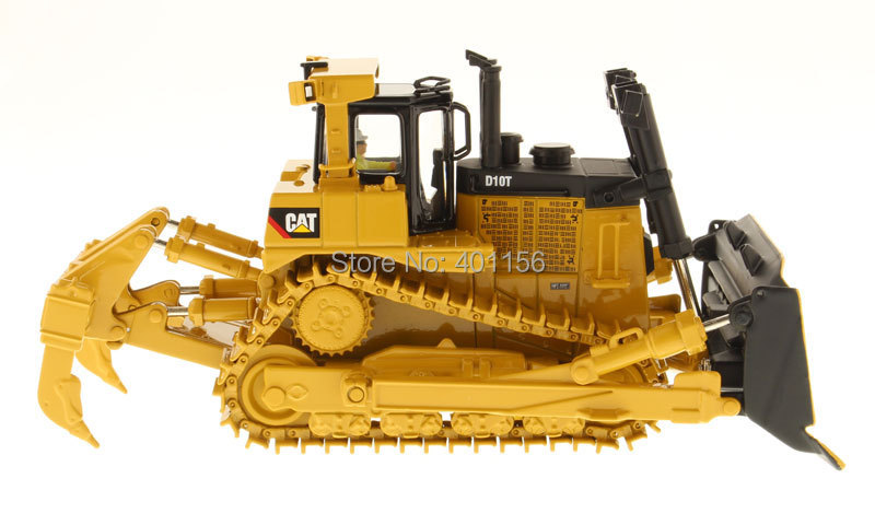 1:50 DM-85158C Cat D10T Track-Type Tractor toy, (Scale Model Truck, Construction vehicles Scale Model, Alloy Toy Car, Diecast Scale Model Car, Collectible Model Car, Miniature Collection Die cast Toy Vehicles Gifts).