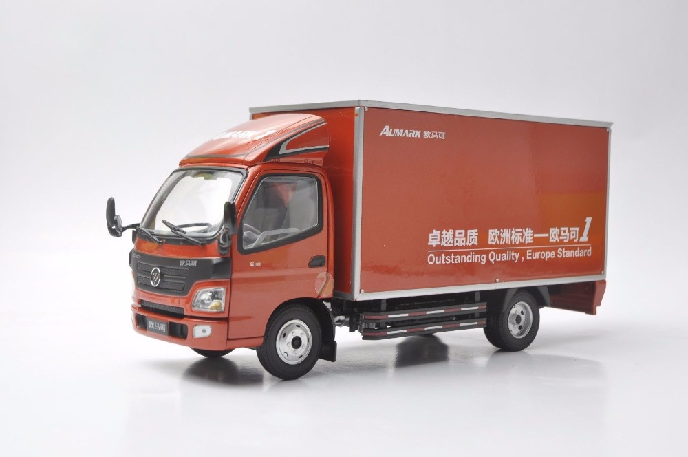 1:24 Diecast Model for Foton Aumark 1 Truck Alloy Toy Car Miniature Collection Gifts (Alloy Toy Car, Diecast Scale Model Car, Collectible Model Car, Miniature Collection Die cast Toy Vehicles Gifts)