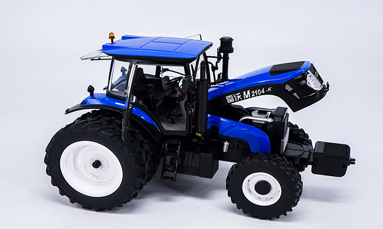 1:30 Diecast Model for Foton LOVOL M2104-K Tractor Alloy Toy Truck Miniature Collection Gifts TD TG Series (Alloy Toy Car, Diecast Scale Model Car, Collectible Model Car, Miniature Collection Die-cast Toy Vehicles Gifts)
