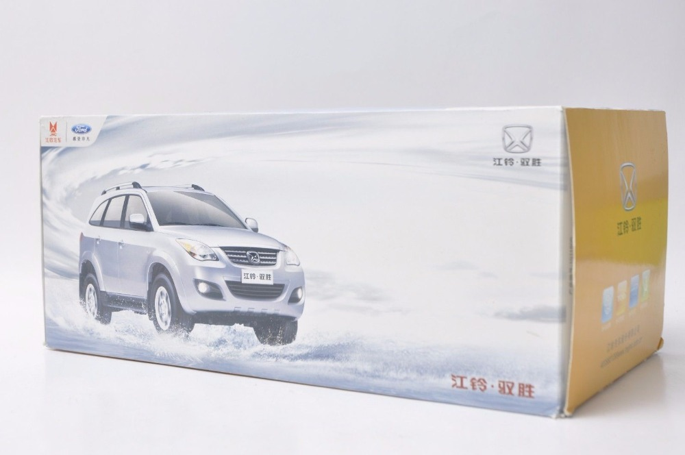 1:18 Diecast Model for JMC Yusheng Black SUV Alloy Toy Car Miniature Collection Gift China Brandjmc (Alloy Toy Car, Diecast Scale Model Car, Collectible Model Car, Miniature Collection Die-cast Toy Vehicles Gifts)