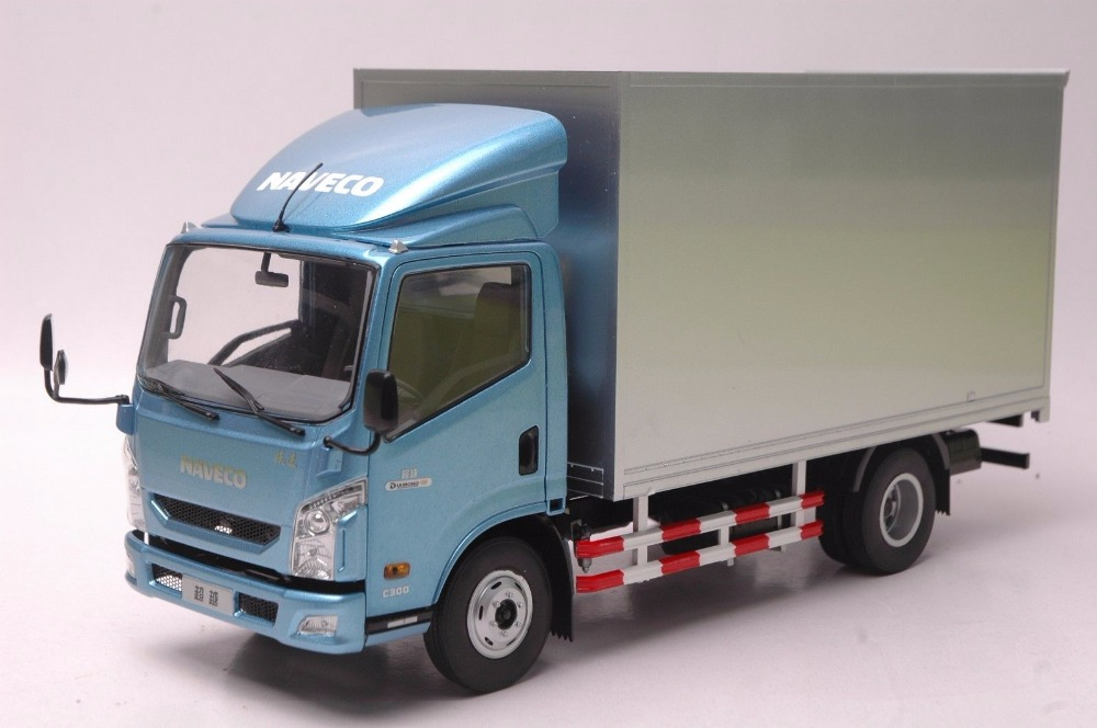1:18 Diecast Model for NAVECO Yuejin Chaoyue C300 Truck Alloy Toy Car Miniature Collection Gifts (Alloy Toy Car, Diecast Scale Model Car, Collectible Model Car, Miniature Collection Die-cast Toy Vehicles Gifts)