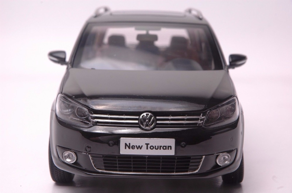 1:18 Diecast Model for Volkswagen VW Touran TSI 2013 MPV Alloy Toy Car Miniature Collection Gifts Passat B7 (Alloy Toy Car, Diecast Scale Model Car, Collectible Model Car, Miniature Collection Die-cast Toy Vehicles Gifts)