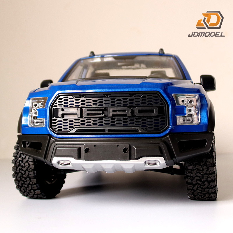 1/10 Scale Ford F-150 Truck Scale Model Car, The Most like the real Ford F150 Truck Scale Model RC Car, RTR, 4WD, Off-road Truck, Desert Truck.