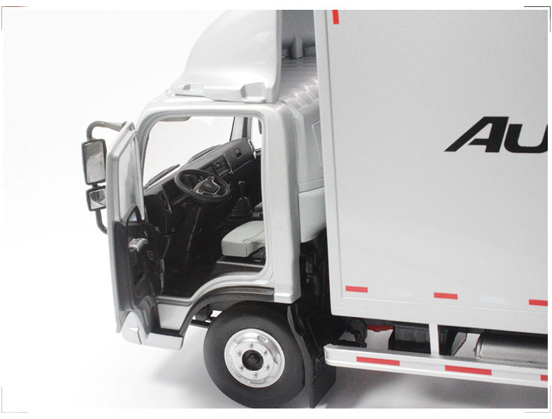 1/24 Foton Aumark S3 85 Light Truck ESTA Tractor Trailer EST A Alloy Toy Car, Diecast Scale Model Car, Collectible Model Car, Miniature Collection Die-cast Toy Vehicles Gifts