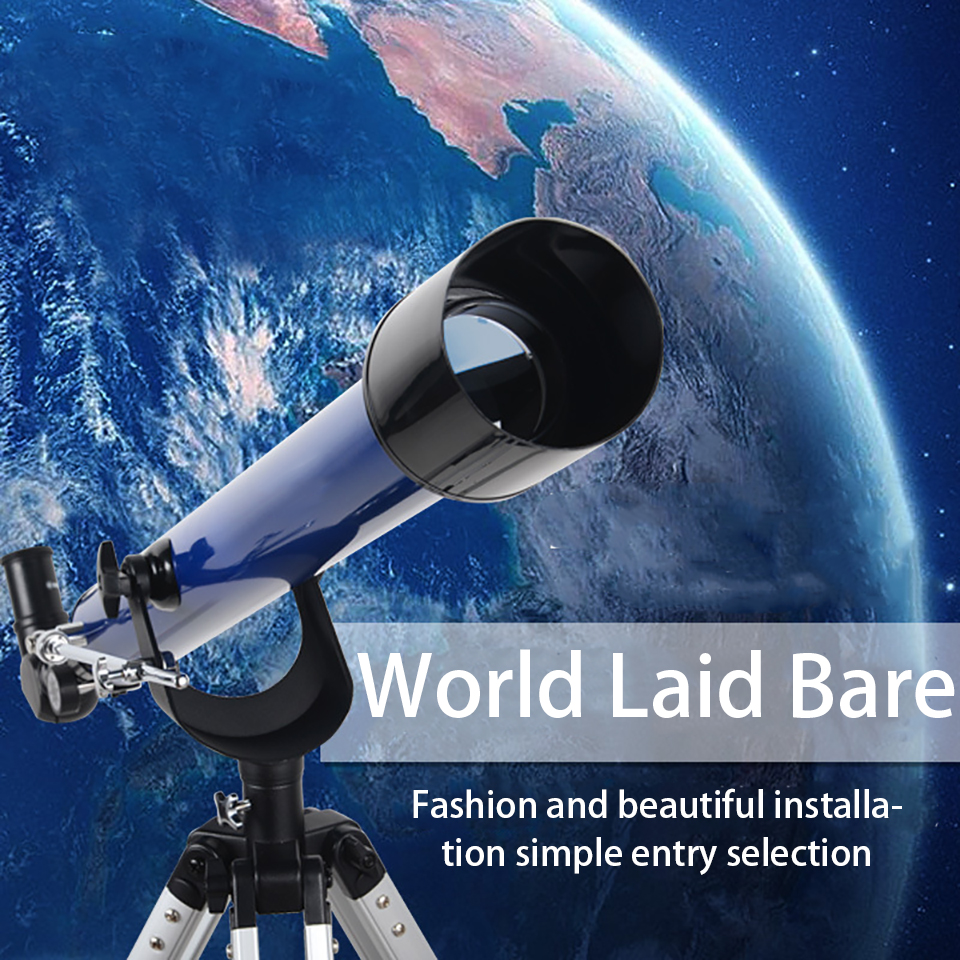 HD Professional Astronomical Telescope Powerful Zoom High Quality Monocular Telescope Night Vision Deep Space Star View Moon, (Telescope For Sale, Telescope For Adults, Telescope For Kids, Telescope For Beginners, Best Outdoor Telescope).