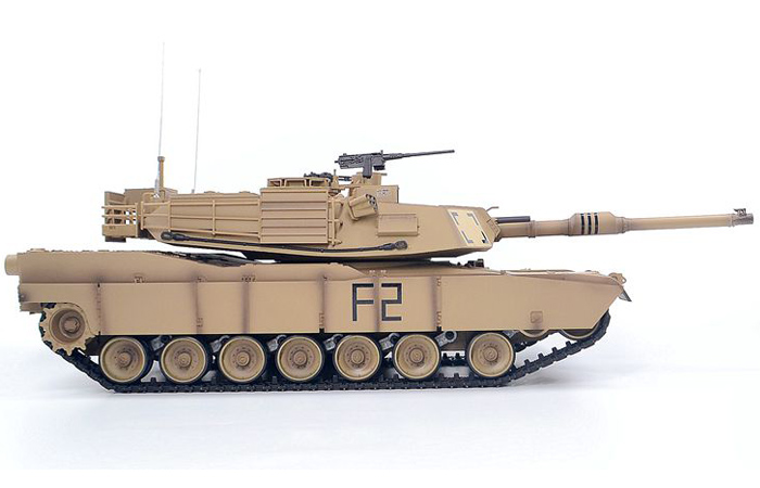 HENG LONG 3918 M1A2 Abrams RC Tank. (Hobby RC Tank & Military Vehicle Models & Kits for sale)