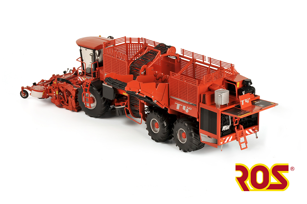 1:32 Scale Diecast HOLMER Maschinenbau Terra Dos T4-40 Beet-Growing Equipment Scale Model, TERRA DOS T4 Sugar-beet Harvesting Agricultural machinery Die-cast Scale Model.