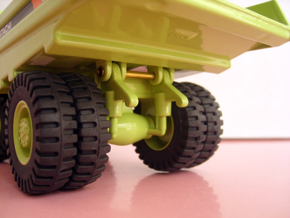 1:50 Hitachi EH650 Dump Truck toy, (Scale Model Truck, Construction vehicles Scale Model, Alloy Toy Car, Diecast Scale Model Car, Collectible Model Car, Miniature Collection Die cast Toy Vehicles Gifts).