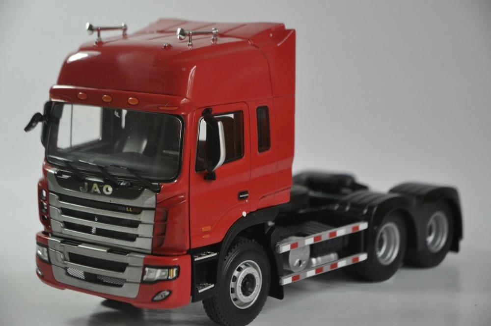 1/24 JAC Gallop Truck K5 K7 Alloy Toy Car, Diecast Scale Model Car, Collectible Model Car, Miniature Collection Die-cast Toy Vehicles Gifts