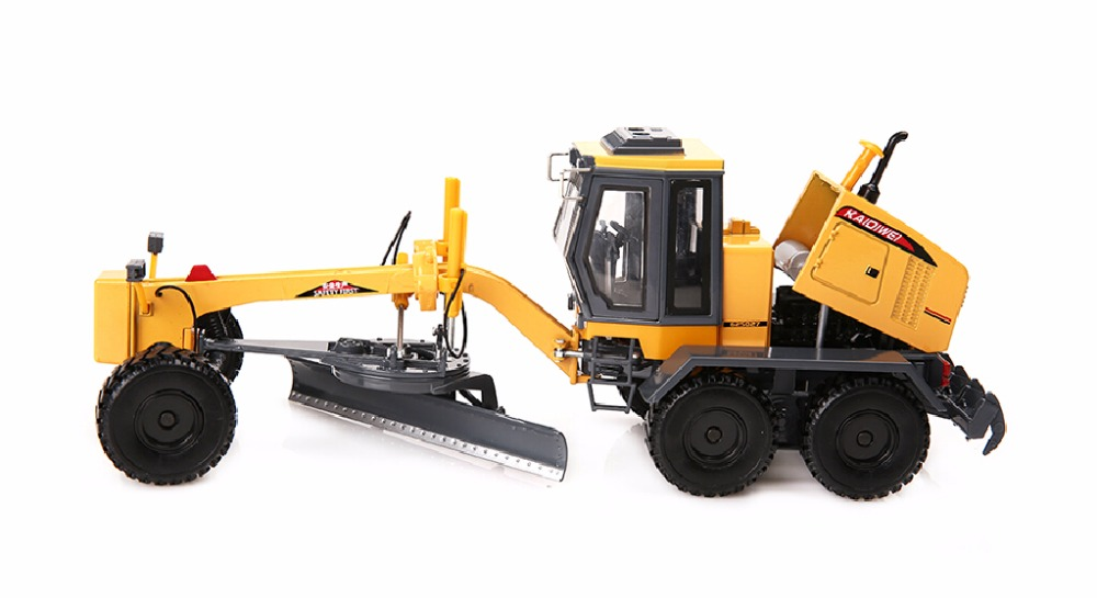 1:35 KAIDIWEI Alloy Grander Toy, (Scale Model Truck, Construction vehicles Scale Model, Alloy Toy Car, Diecast Scale Model Car, Collectible Model Car, Miniature Collection Die cast Toy Vehicles Gifts).