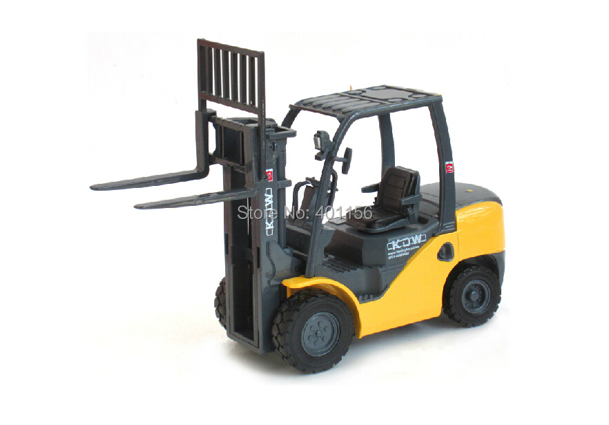 1:20 KAIDIWEI Lift Truck Toy, (Scale Model Truck, Construction vehicles Scale Model, Alloy Toy Car, Diecast Scale Model Car, Collectible Model Car, Miniature Collection Die cast Toy Vehicles Gifts).