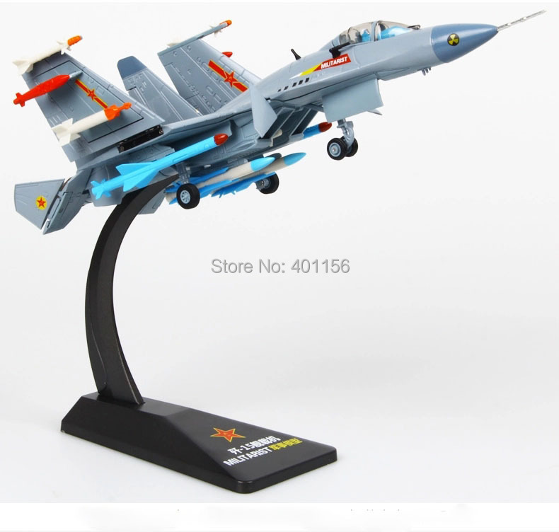 1:72 KAIDIWEI fighter J15 alloy model grey Toy, (Scale Model Truck, Construction vehicles Scale Model, Alloy Toy Car, Diecast Scale Model Car, Collectible Model Car, Miniature Collection Die cast Toy Vehicles Gifts).