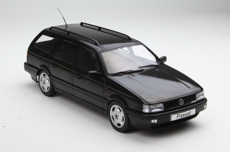 1/18 KK Passat B3 Vr6 Variant 1988 Alloy Toy Car, Diecast Scale Model Car, Collectible Model Car, Miniature Collection Die-cast Toy Vehicles Gifts