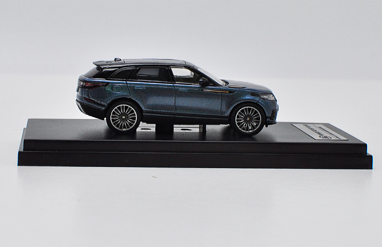 1/64 LCD Velar SUV  Alloy Toy Car, Diecast Scale Model Car, Collectible Model Car, Die cast Toy Vehicles