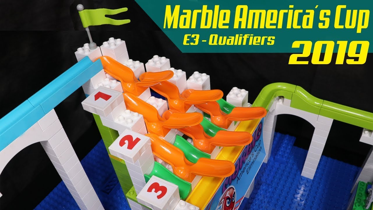 ASMR Healing Marble Run with 100,000 tiny marbles!