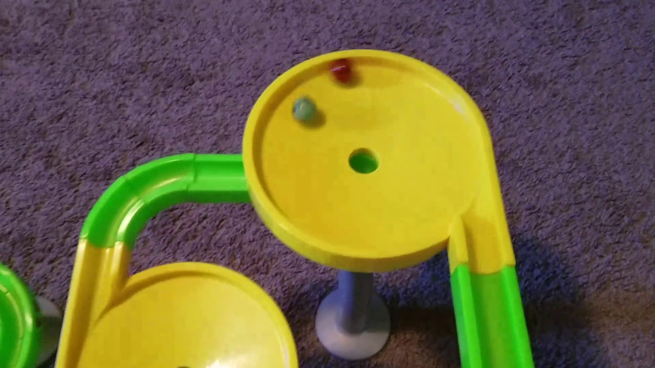 Amazing Marble Race with LEGO - Colors Marble Race Cup