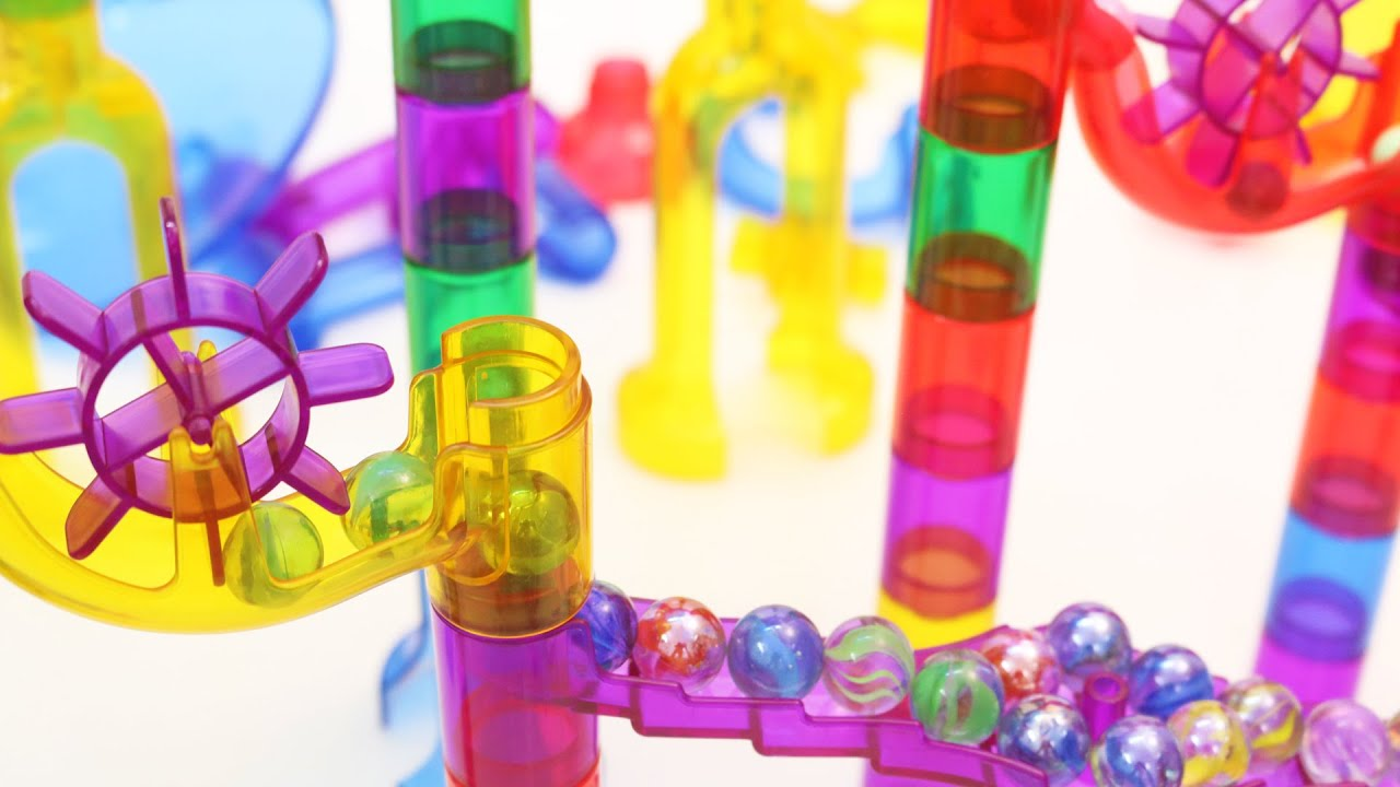 AWESOME Marble Run!!! EPIC Marble Race!!!