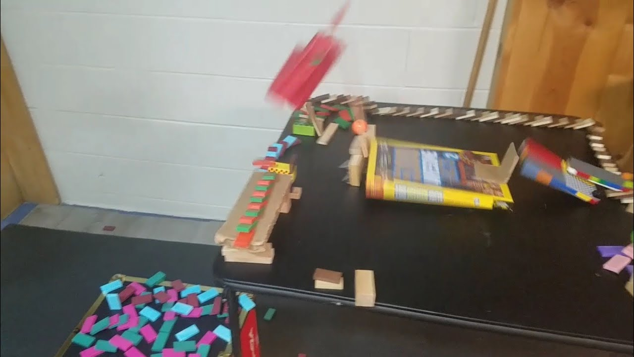 Awesome Marble Run