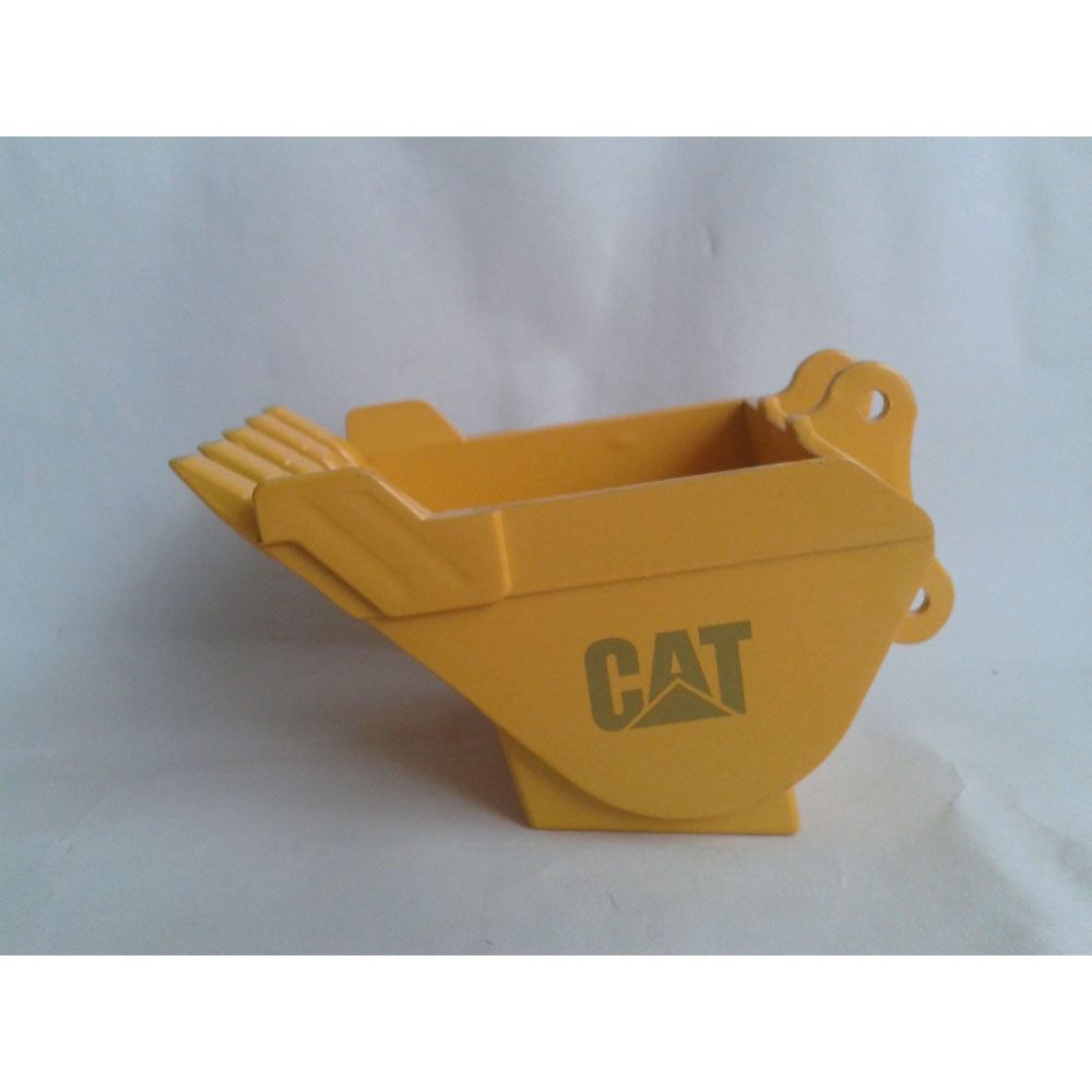 1:12 Metal BUCKET With KATO toy, (Scale Model Truck, Construction vehicles Scale Model, Alloy Toy Car, Diecast Scale Model Car, Collectible Model Car, Miniature Collection Die cast Toy Vehicles Gifts).