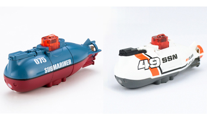 Mini RC Submarine Toy For anniversary present, festival gift, gift idea, holiday season gift