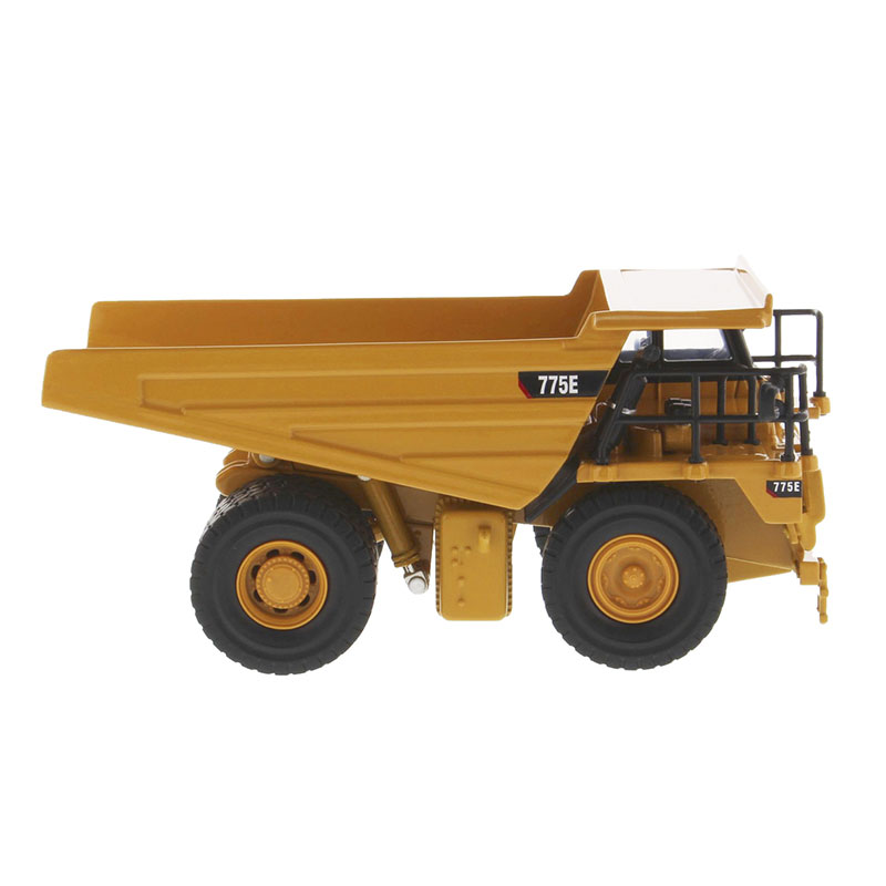 1:64 N55301 CAT 775E Off Highway Truck Toys, (Scale Model Truck, Construction vehicles Scale Model, Alloy Toy Car, Diecast Scale Model Car, Collectible Model Car, Miniature Collection Die cast Toy Vehicles Gifts).