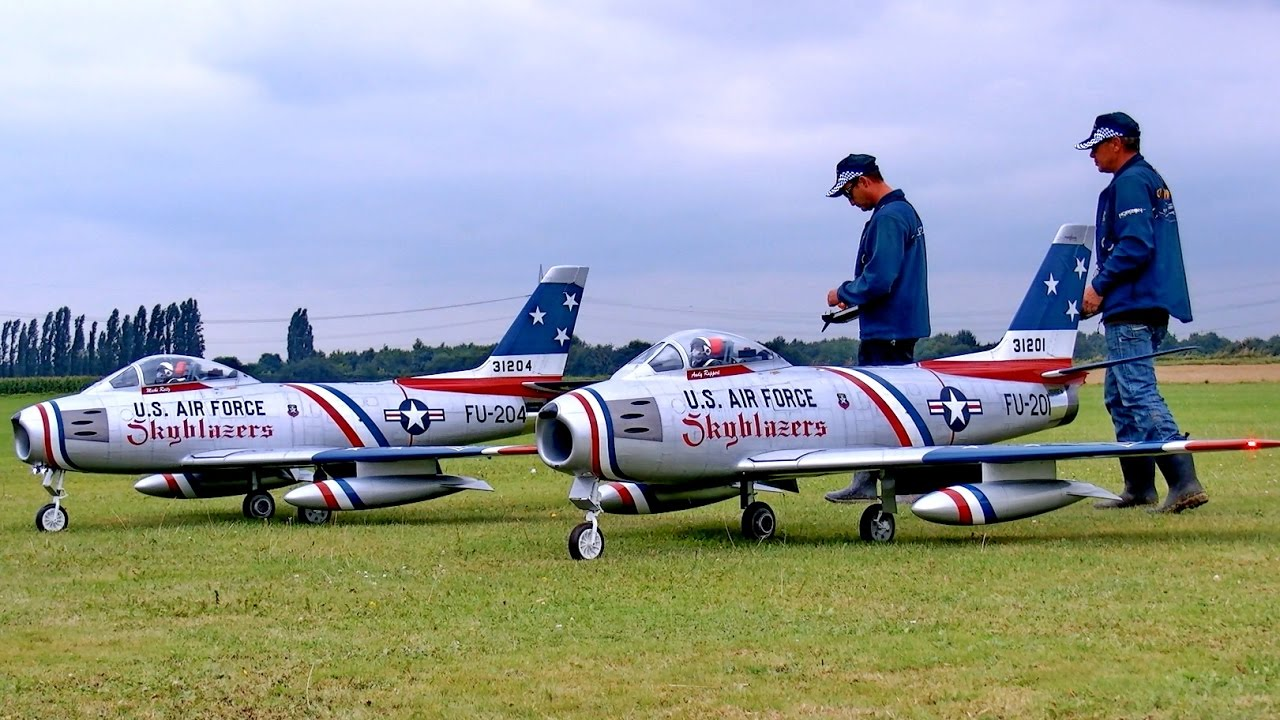2X RC PULSO JET IN THE AIR LOUD AND FAST PULSO TEAM JESS / Meeting