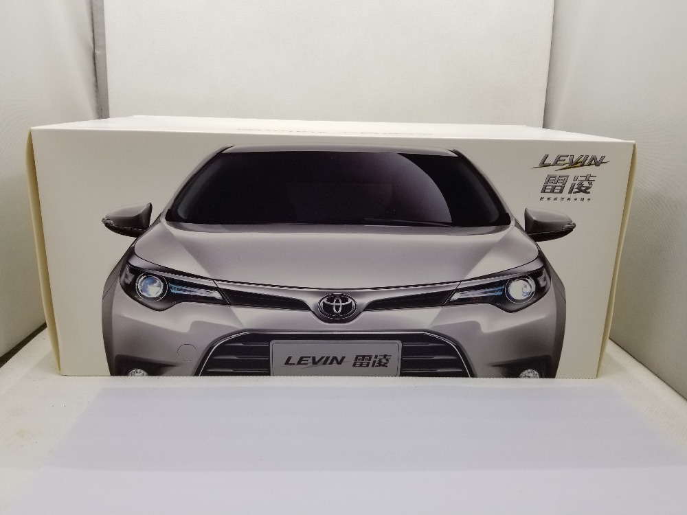 1/18 Toyota Corolla Levin 2014 Purple Alloy Toy Car, Diecast Scale Model Car, Collectible Model Car, Miniature Collection Die-cast Toy Vehicles Gifts