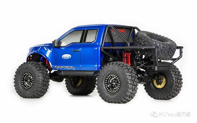 Large Size, High Speed Ford Raptor F150 RC Hobby Car For Man's Gift, Ford Raptor F150 RC Crawler Truck Cragsman, Birthday Present, Gift for Husband, Christmas Gifts.