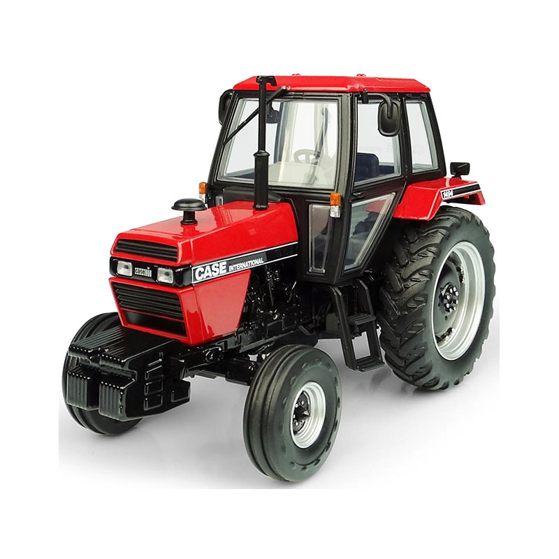 1:32 UH6209 CASE 1494 2WD TRACTOR toy, (Scale Model Truck, Construction vehicles Scale Model, Alloy Toy Car, Diecast Scale Model Car, Collectible Model Car, Miniature Collection Die cast Toy Vehicles Gifts).