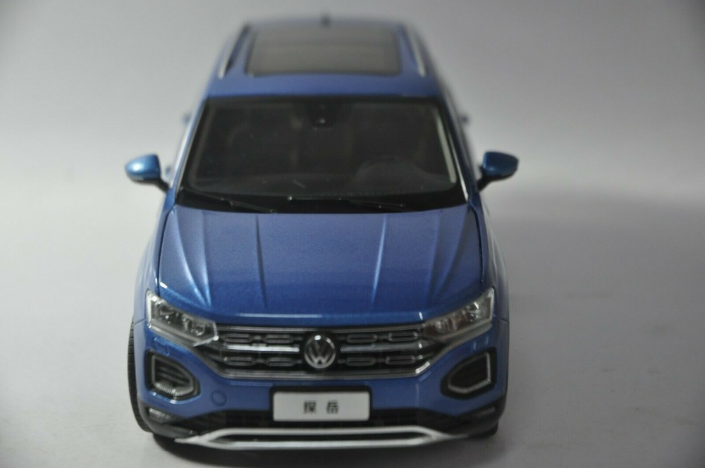 1/18 Volkswagen VW Tayron 2018 SUV Alloy Toy Car, Diecast Scale Model Car, Collectible Model Car, Miniature Collection Die-cast Toy Vehicles Gifts