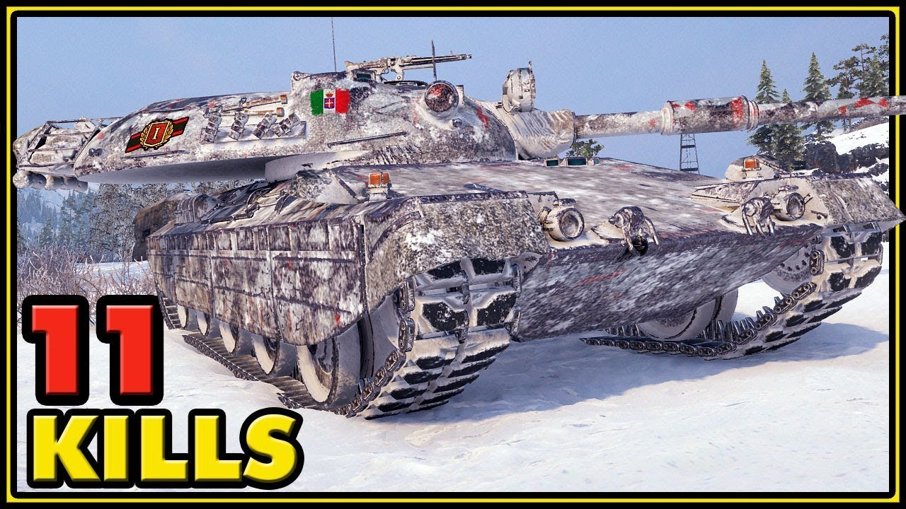 212A - 203mm ATOMIC CANNON - World of Tanks Gameplay