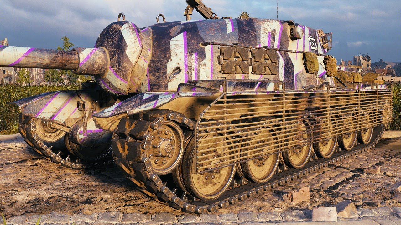 121 - A DAY IN HIMMELSDORF #11 - World of Tanks