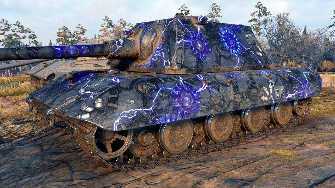 AMX 50 B - A DAY IN BERLIN #2 - World of Tanks