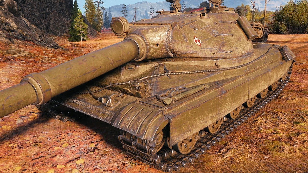 113 - WARNING: CONTAINS HEAT AMMO - World of Tanks