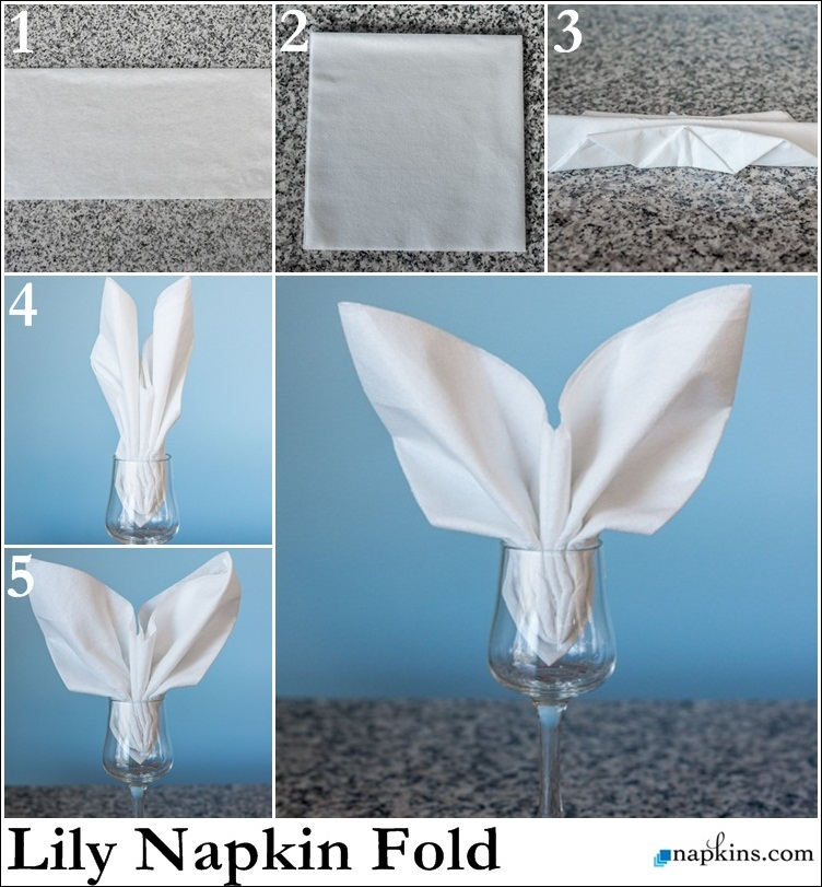 Paper Napkin Folding Fancy Folds Napkins Swan Origami Jewelpie