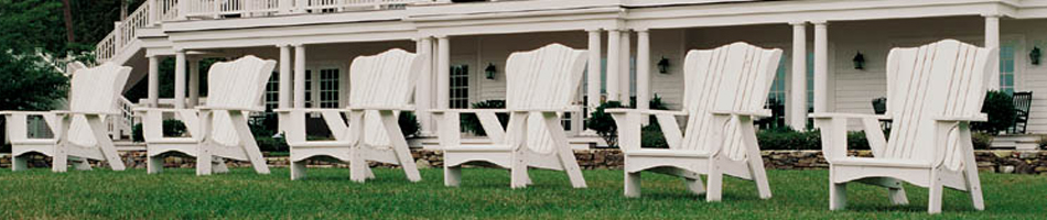 How to buy an Adirondack chair