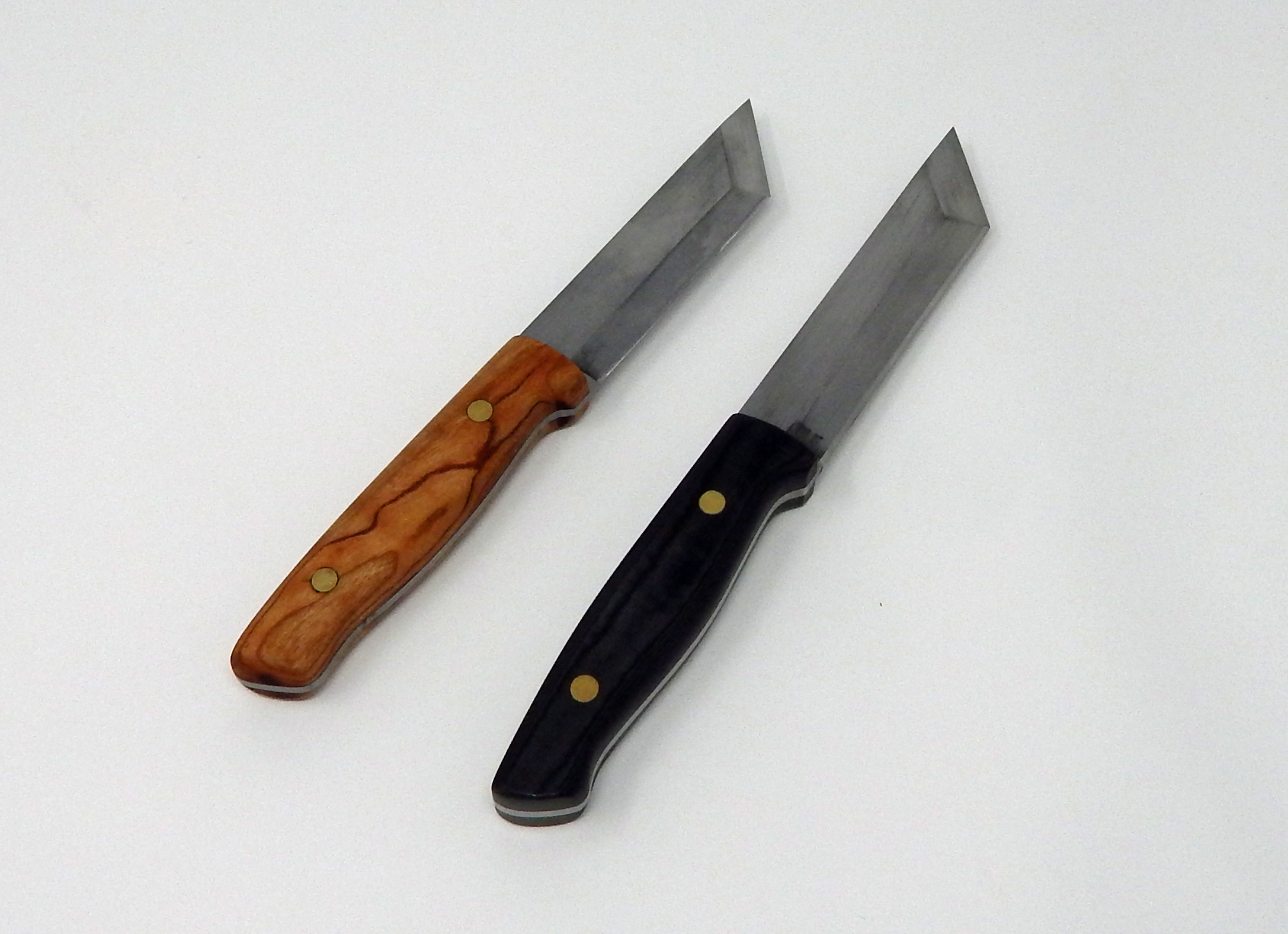 Hand made custom knives