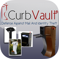 Mail Theft Solutions CurbVault Mailboxes